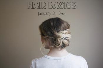 The Hair Basics Class
