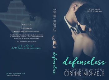 Defenseless Book Cover
