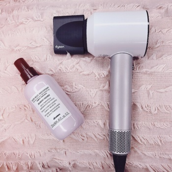 review: the dyson supersonic hairdryer