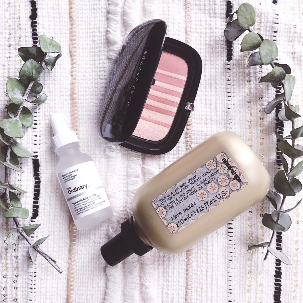 March Favorites – Featuring Marc Jacobs, Davines, and The Ordinary
